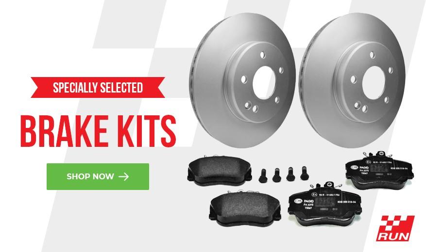 Brake Kits instore