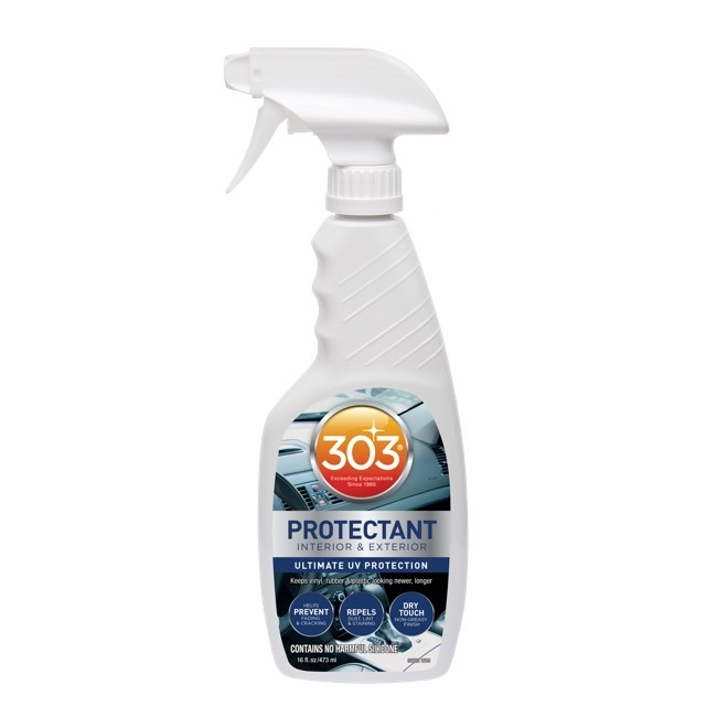 303 Automotive Uv Protectant Spray Made Usa 473ml Vinyl