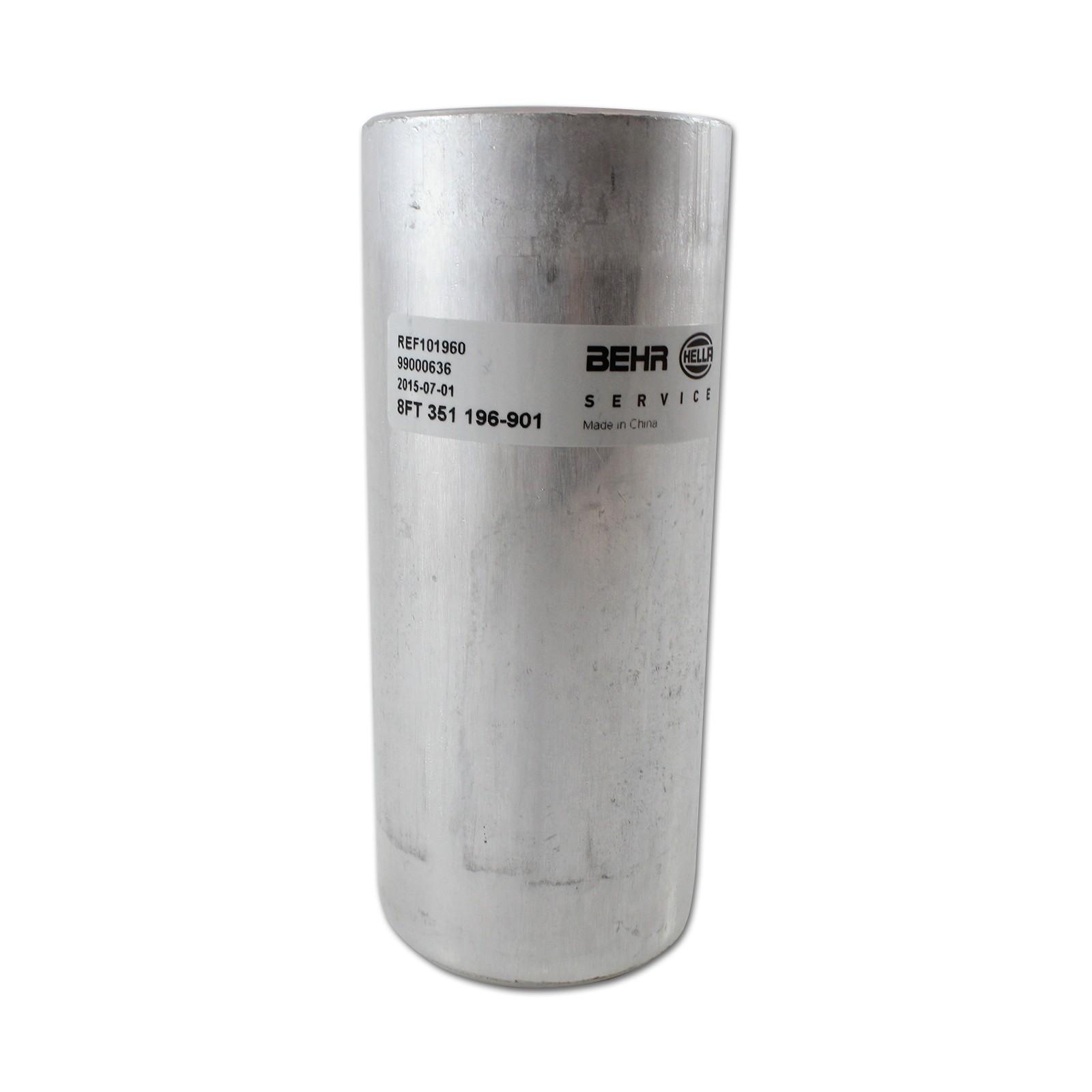 air conditioning BEHR HELLA SERVICE 8FT 351 196-901  Dryer