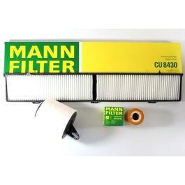 Mann-Filter CU 8430 Cabin Filter for select BMW models