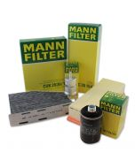 MANN-FILTER Air Oil Cabin Fuel Filters RAPKIT106