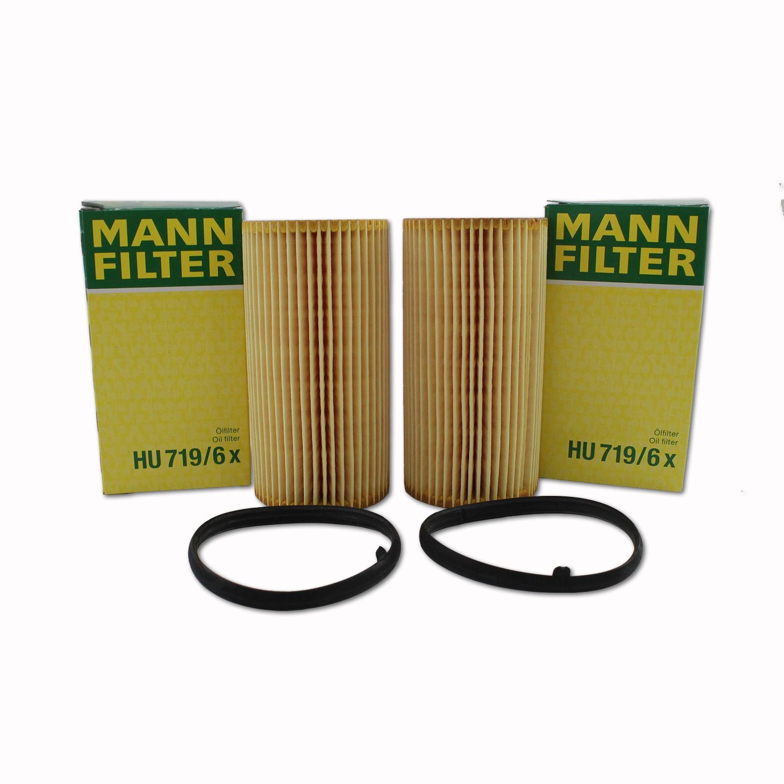 oil filter mann hu719/6x audi a3 a4 b6 b7 1.8t vw golf ... 1 8t fuel filter mann 1.8t fuel diagram