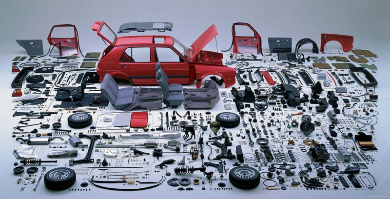 Difference between Geniune, OEM and Aftermarket Parts