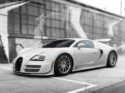 Last Bugatti Veyron coupe ever made – NOW AVAILABLE!